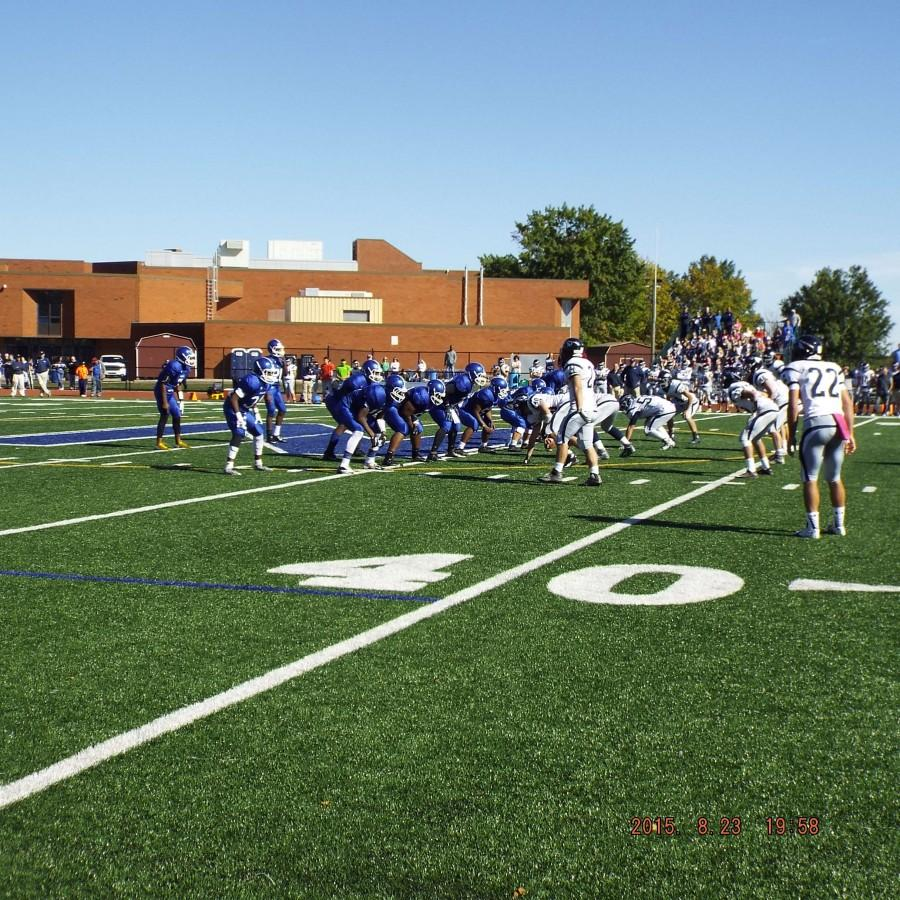 An Intense Game Leads to a Win for Eagles Football