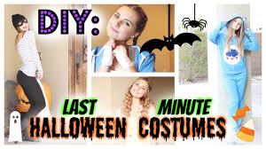 DIY Halloween Costumes On a Budget