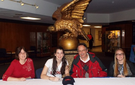 Caitriona Fox Signs to Take Her Place at Albright