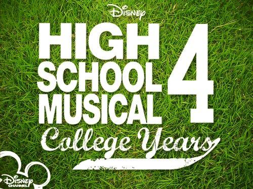 Rumored High School Musical 4