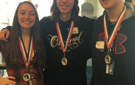 NAHS Brings Home First Place from PA Computer Fair