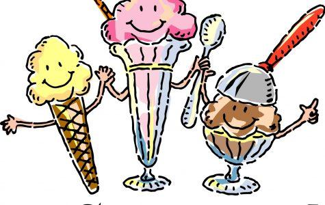 NAHS Seniors Celebrate Post-Secondary Decisions with Ice Cream Social