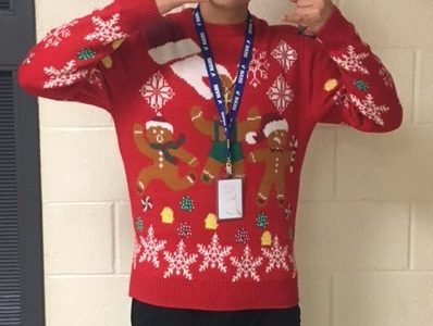 Festive Gear Helped Prep Students and Staff for Winter Break