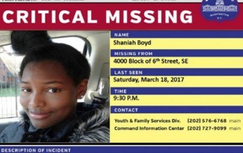 Black girls missing in D.C