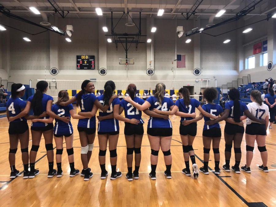 Girls Volleyball Banquet 2017