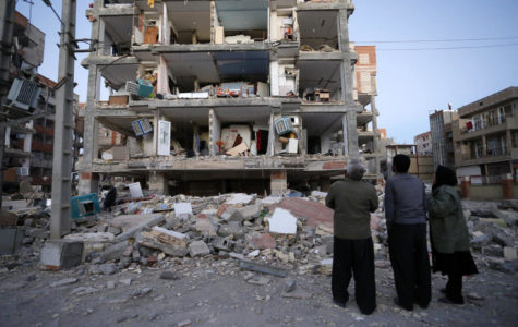 Earthquake Shakes Iran-Iraq on Catastrophic Levels