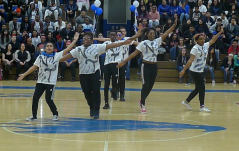 Winter Pep Rally Sets a New Standard for Spirit Events at NAHS