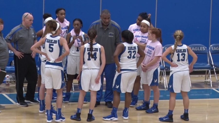 Basketball Banquet Celebrates the Lady Eagles off the Court