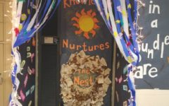 Close Race Emerges in New Spirit Week Door Competition