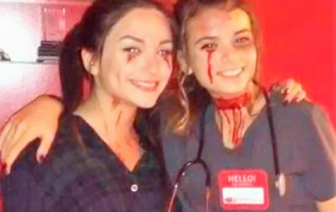 Debate Rages As Meddling Teens Take Over Halloween