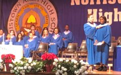 New Class Formally Inducted into National Honor Society
