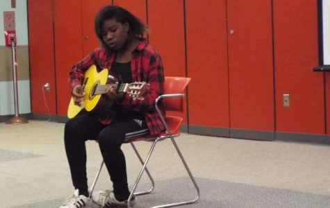 Young Scholars' Open Mic Spotlights Student Talent