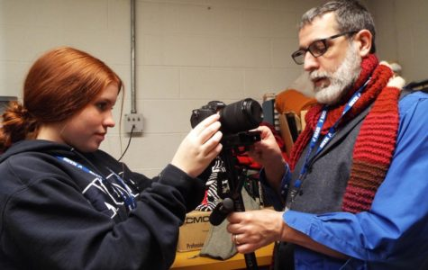 $50K Grant Upgrades NAHS Video and Film Program with New Equipment, Quality