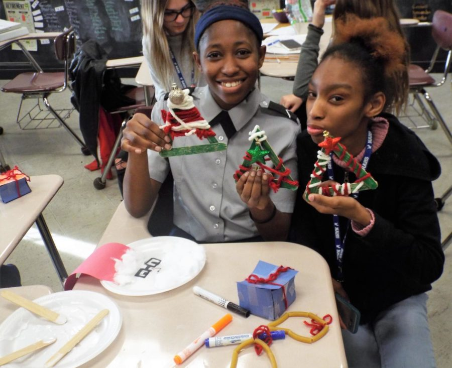 Chic-fil-A Leader Academy Hosts Holiday Fun for Students with Special Needs