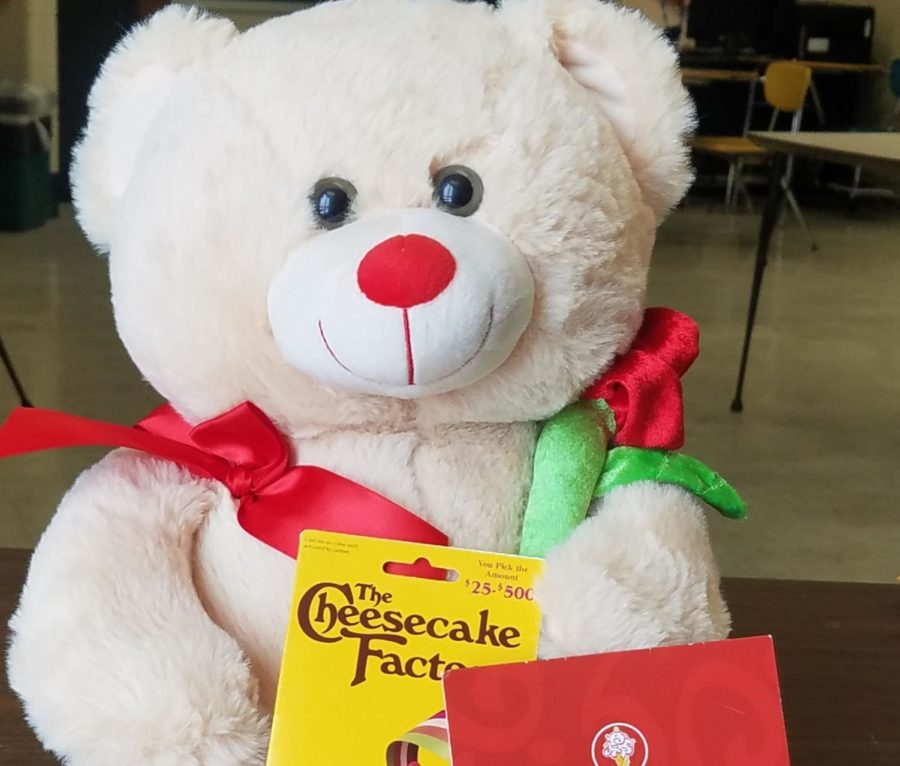 Win a Bear Raffle Draws Bear-y Near for Valentine's Day