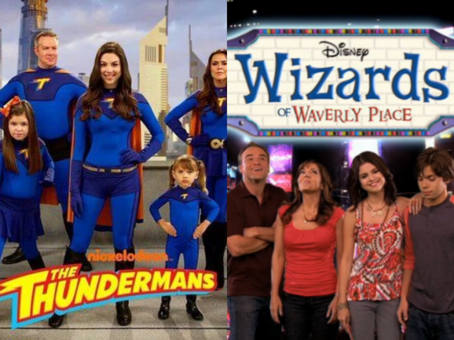 Nickelodeon%27s+%22The+Thundermans%22+%28left%29+was++a+tremendous+hit%2C+but+its+plot+was+borrowed+from+Disney%27s+Selena+Gomez-driven+comedy+%22Wizards+of+Waverly+Place.%22+