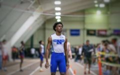 Sprinter Jordan Morse Opens Up about Success at NAHS