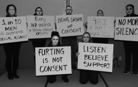 Get Educated about Sexual Assault to Help Break Silence