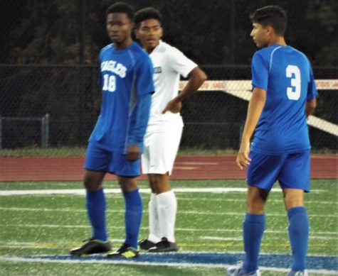 Guzman's 3 Goals Lead Eagles to Victory Against Penn Wood