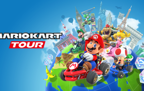 Travel the Mobile World with 'Mario Kart Tour'