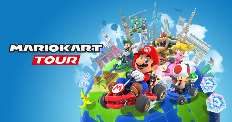 Travel the Mobile World with 'Mario Kart Tour'