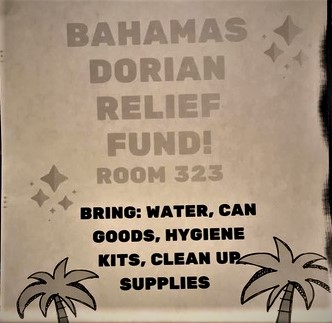 NAHS Students Participate in Bahama Relief Program
