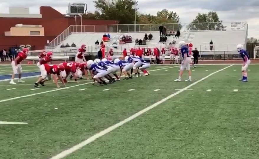 The Freshman Football team earned 3 wins out of the gate, achieving Norristown footballs best record this year.
