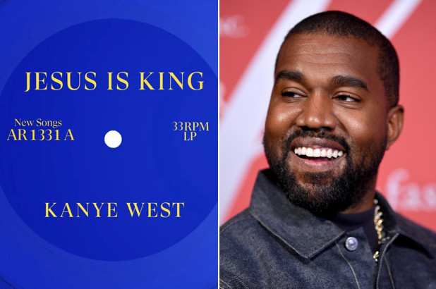 'JESUS IS KING' Release Brings A New Light To Kanye's Religious Side