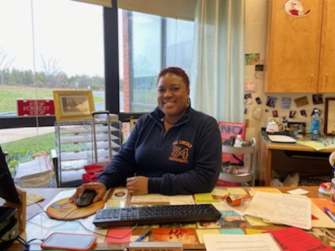 Nicole Mitchell is embracing her new role as Norristown