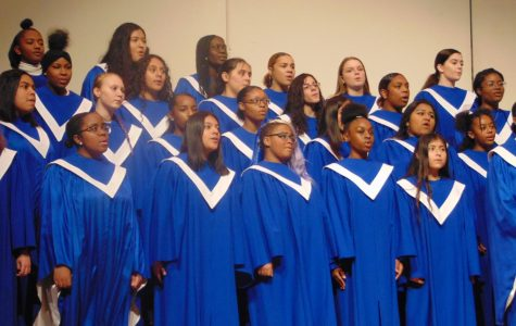 NAHS' Choir Sings Like Angels at Winter Choral Concert