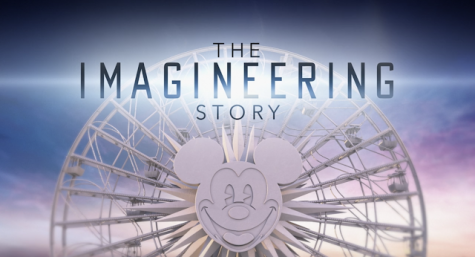 """The Imagineering Story"" is a magical journey that will transport you to you favorite Disney theme parks."